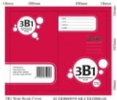 3B1 - 7MM - RULED - NOTEBOOK