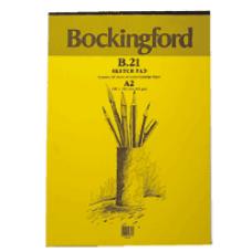 ARTISTS PADS - BOCKINGFORD - B21 - A3