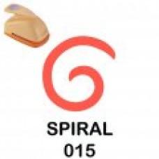 FANCY CRAFT PUNCH - SPIRAL - CP15N