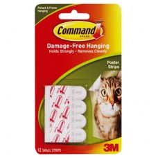 COMMAND STRIPS - SMALL - REFILL