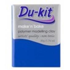 DU KIT MODELLING CLAY 250GSM BLUE