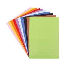 COTTON FABRIC A3 ASSORTED PKT 10