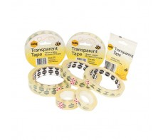 OFFICE CELLULOSE TAPE 18mmx66m