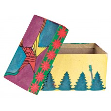 ADHESIVE CHRISTMAS DECORATIONS - ASST - 300'S