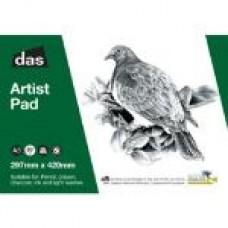 Artists Woodpigeon Pads A2