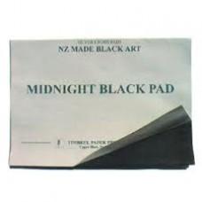 BLACK ( TRIPLE COATED) SUGAR PAD - A3
