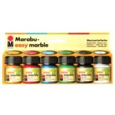 MARABU EASY MARBLE SET 6